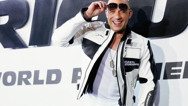 Vin Diesel adelantó que la película se filmará en Nueva York. (Foto Prensa Libre AP)