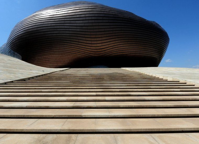 Museo de Ordos, Mongolia. GETTY IMAGES