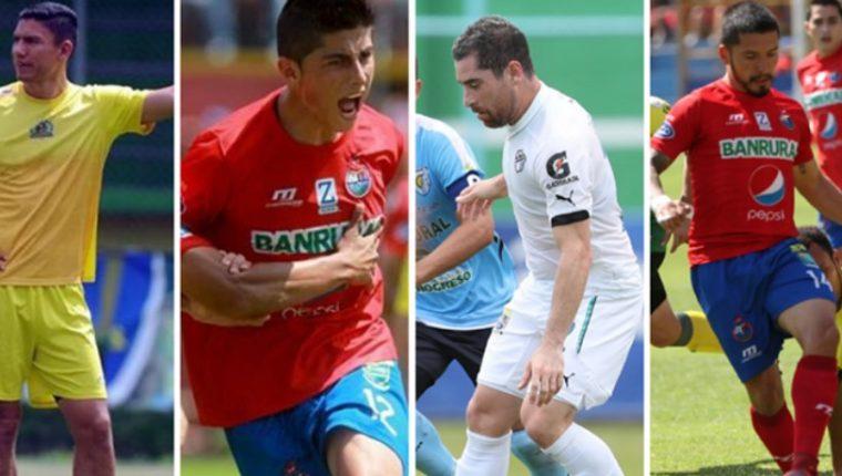 Los futbolistas zurdos de la Liga Nacional sobresalen por su calidad técnica y talento. (Foto Prensa Libre: Hemeroteca PL)