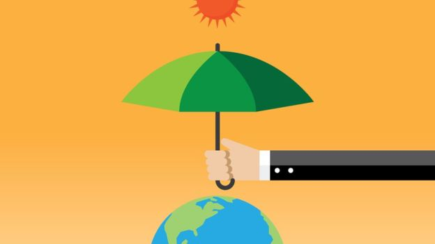 Los expertos quieren crear un escudo que proteja a la Tierra de los rayos del sol. GETTY