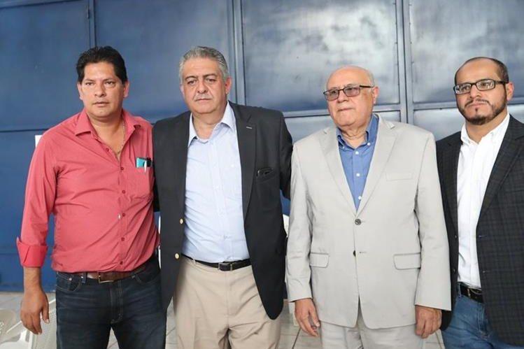 Jorge Mario Véliz, presidente del Comité Ejecutivo de la Fedefut, tendrá que dejar el cargo a partir de mañana. (Foto Prensa Libre: Hemeroteca PL)