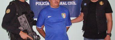 José Mauricio Pérez, alias el Triquis, ha estado en prisión por varios delitos como extorsión, posesión ilegal de arma de fuego, robo, homicidio y asesinato, entre otros. (Foto Prensa Libre: PNC)