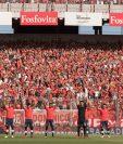 Los capturados abusaron de futbolistas menores del Club Independiente de Argentina. (Foto Prensa Libre: Sitio oficial Independiete)