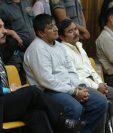 Cuatro exsmilitares recibieron la mayor condenada dictada por un tribunal por la matanza de Dos Erres. (Foto Prensa Libre: Hemeroteca PL)