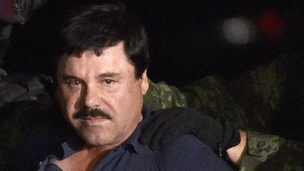 """""""El Chapo"""" está siendo juzgado en Nueva York. GETTY INAGES"""