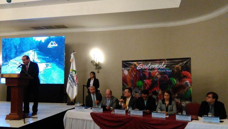 Con el primer estudio acerca de la relevancia económica de la industria de reuniones en Guatemala, se refirió que ese segmento genera actividades por US1 mil millones, refirieron las autoridades. (Foto, Prensa Libre: Rosa María Bolaños)