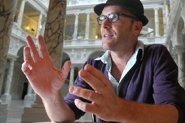 Brett Bailey, dramaturgo sudafricano.