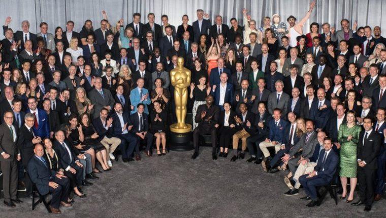 Los nominados a la 90 edición de los Oscars. ¿Cómo los eligen? (Foto Prensa Libre: The Academy).