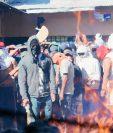 Aparte del cobro de talacha, los internos en la cárcel preventiva para hombres de Jutiapa se amotinan con frecuencia. (Foto Prensa Libre: Óscar González)