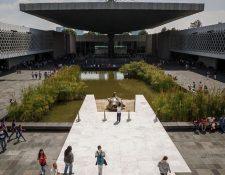 El Museo de Antropología de Ciudad de México está considerado uno de los mejores museos de América Latina. (Getty Images).