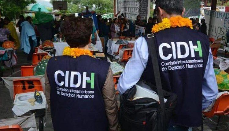 Comisión Interamericana de Derechos Humanos hará una supervisión en Guatemala. (Foto Prensa Libre: Hemeroteca PL)