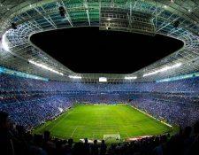 Brasil recibirá a Ecuador en el estadio Arena do Gremio en el camino a Rusia 2018. (Foto Prensa Libre: Hemeroteca)