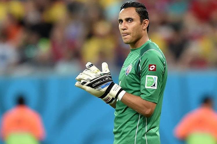 Javier Medrano afirma que existen grandes posibilidades de que Keylor Navas juegue con Costa Rica para el amistoso contra Guatemala. (Foto Prensa Libre: Hemeroteca PL)
