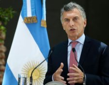 Mauricio Macri recibirá a los líderes de las principales economías del mundo en Buenos Aires en medio de una grave crisis económica. GETTY IMAGES