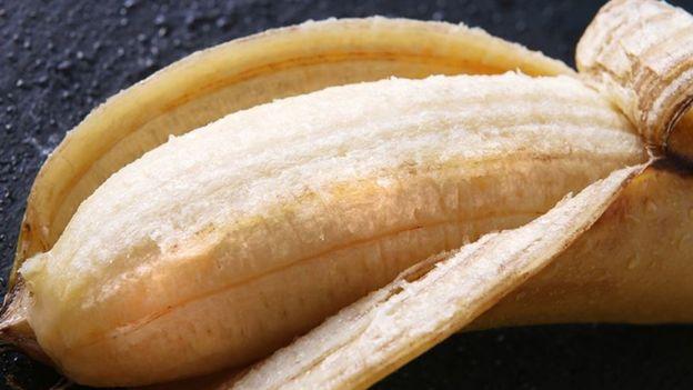 ¿Te comerías la banana con piel? SETSUZO TANAKA / D & T FARM