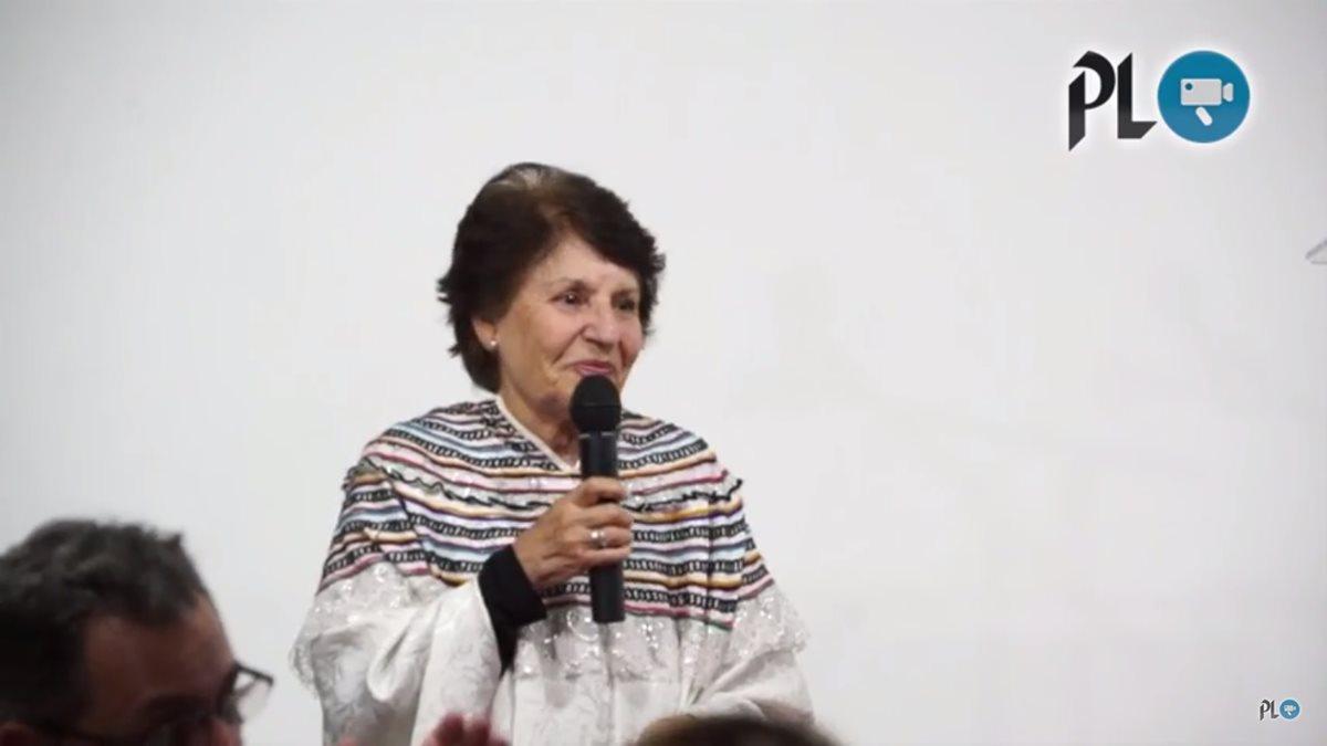 Celebran un homenaje a Sonya de Peter, fundadora de Artes Muy Especiales