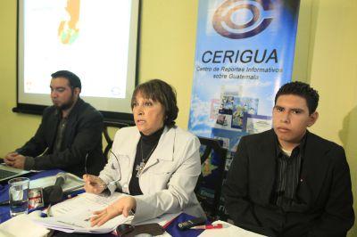 Cerigua dio a conocer que el año pasado hubo 54 agresiones contra periodistas. (Foto Prensa Libre: Hemeroteca PL).