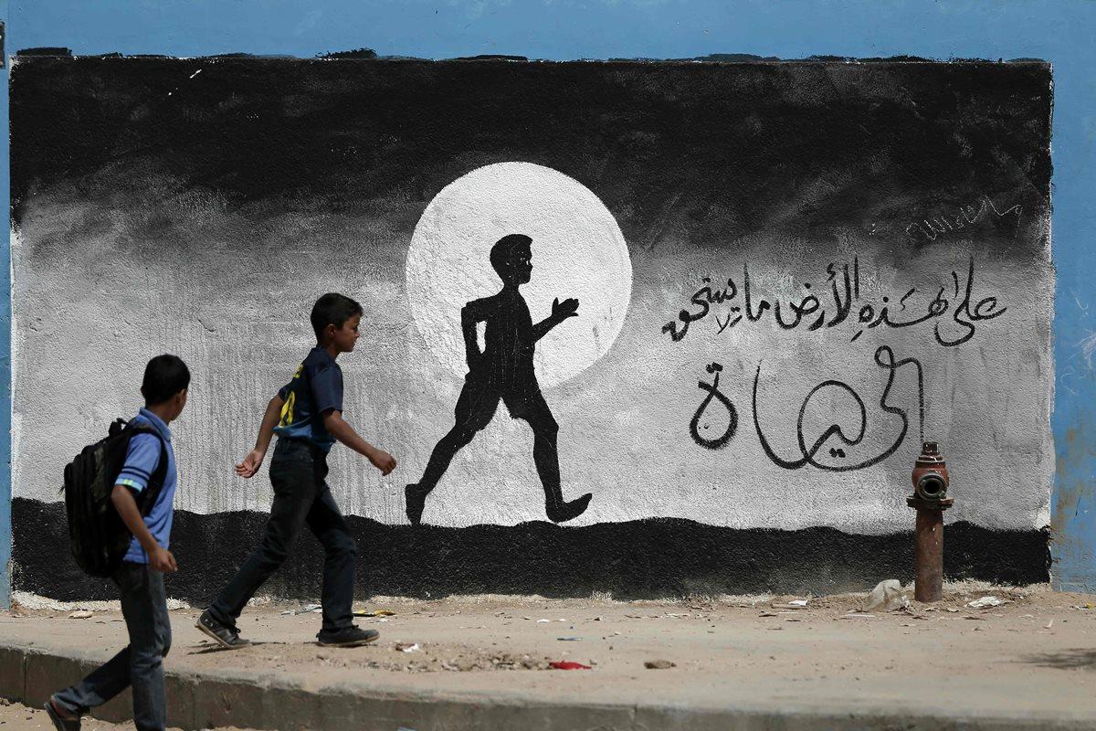 Yihadistas embaucan a los jóvenes de Gaza sin dinero ni futuro