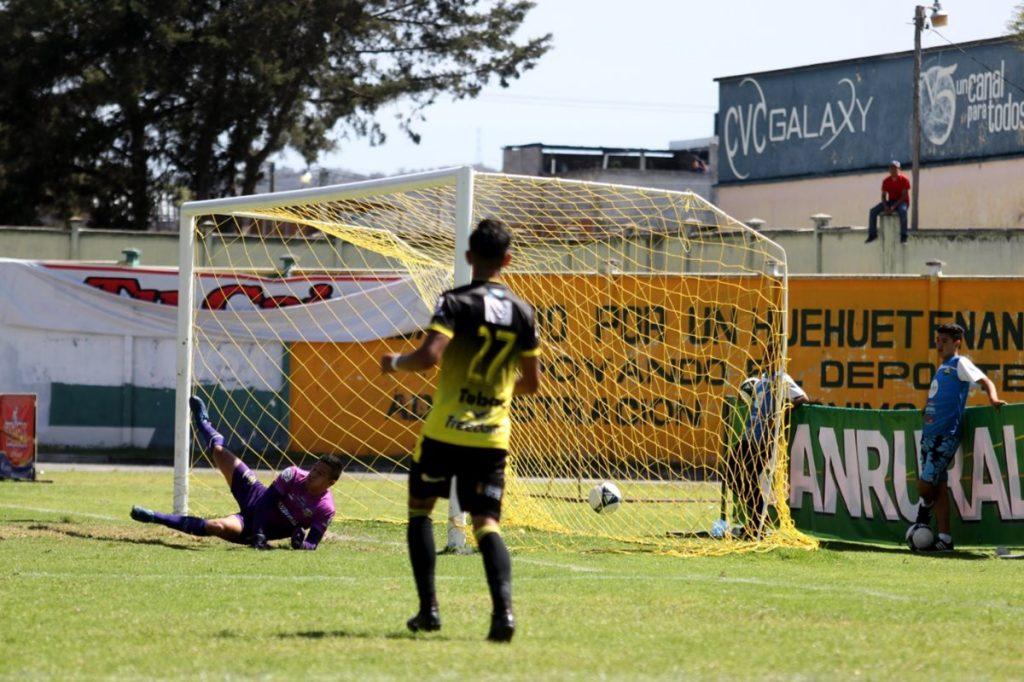 Deportivo Chiantla consiguió una importante victoria después que le servirá en la tabla acumula el próximo torneo.
