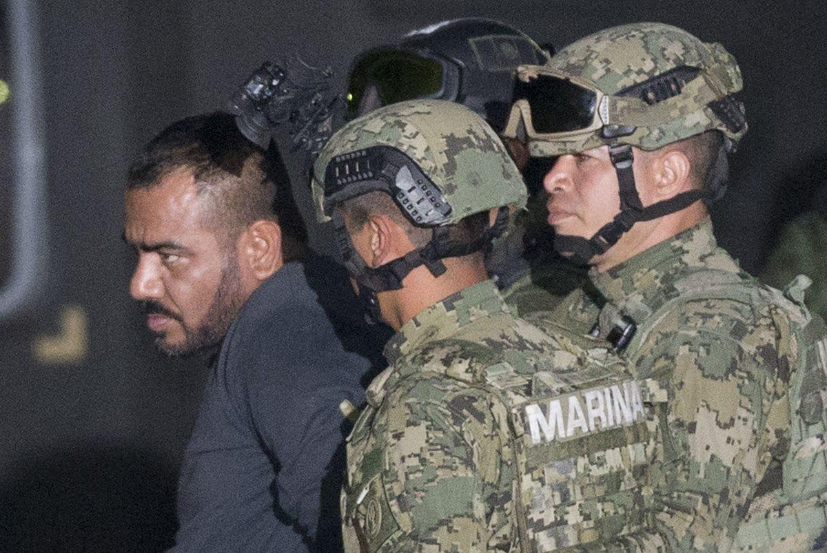 Procesan a jefe de seguridad del<em> Chapo</em> que trató de huir con él