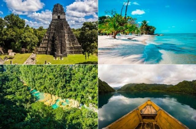 A pesar de la erupción del volcán de Fuego, hay diversidad de destinos que están habilitados y operando con normalidad. Se espera que el turismo se logre mantener para dinamizar la economía de los sitios. (Foto Prensa Libre: Hemeroteca PL)