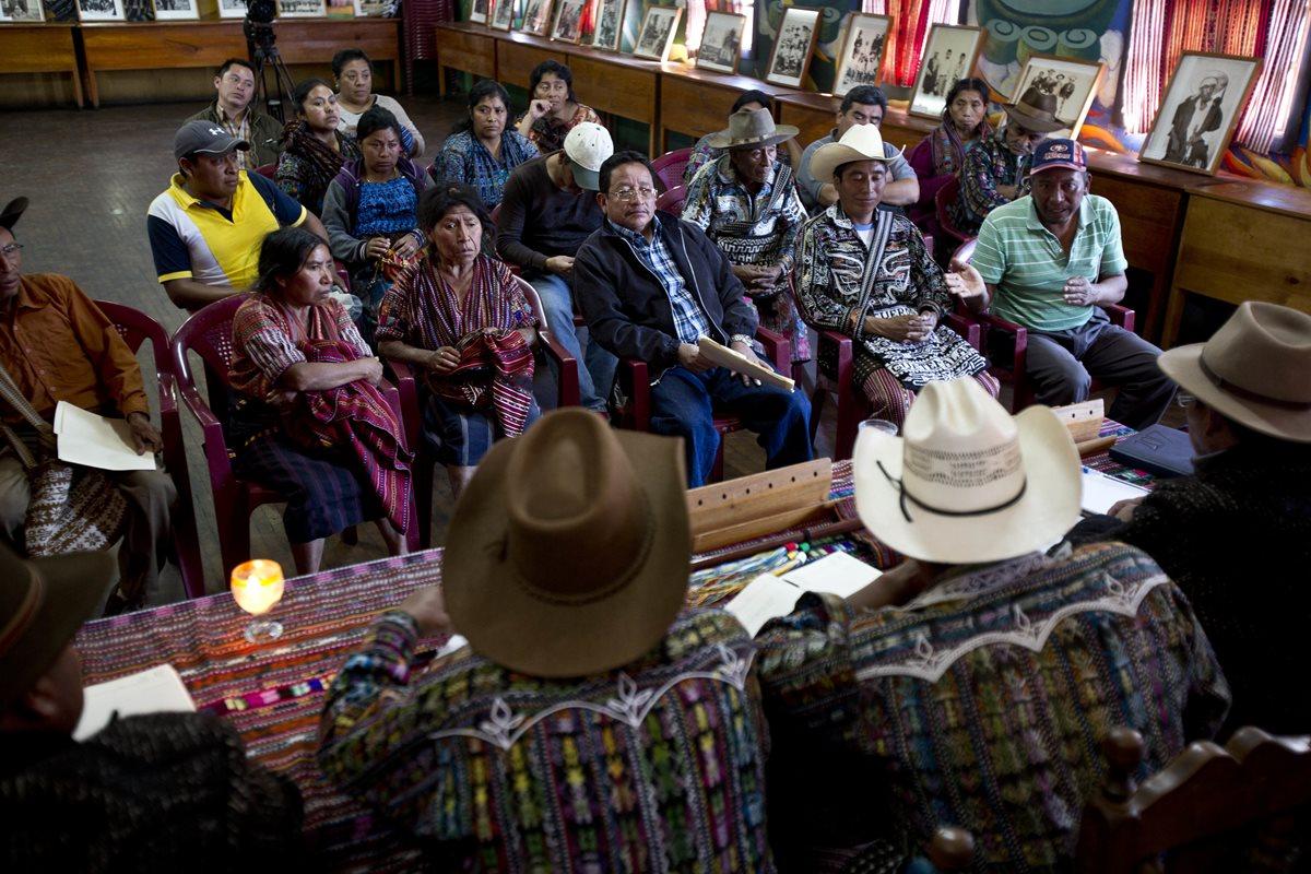 Buscan reconocimiento de la justicia indígena