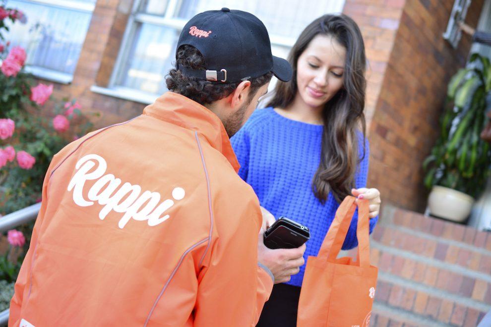 """La empresa """"unicornio"""" Rappi se expande fuera de Colombia y su en reciente ingreso a Perú contemplan alquilar scooters eléctricos. (Foto Prensa Libre: Rappi)"""