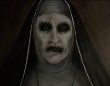 La Monja ha sido de las películas más exitosas de la saga El Conjuro. (Foto Prensa Libre archivo: Warner Brothers)