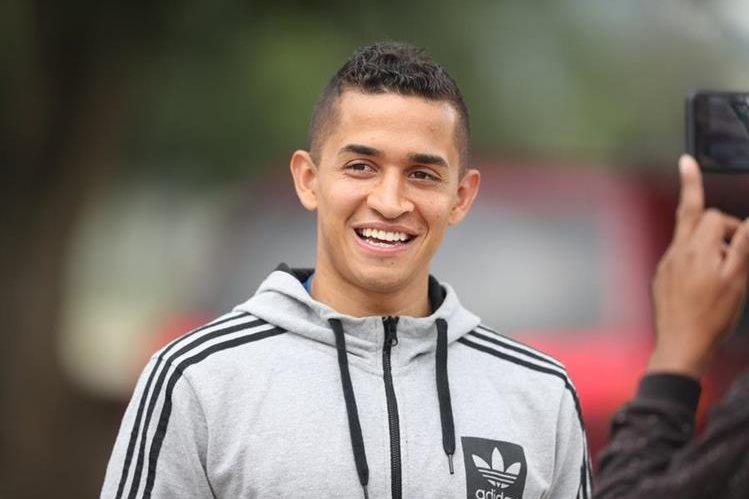 Marvin Ceballos reforzará a Deportivo Guastatoya en 2019. (Foto Prensa Libre: Hemeroteca PL)