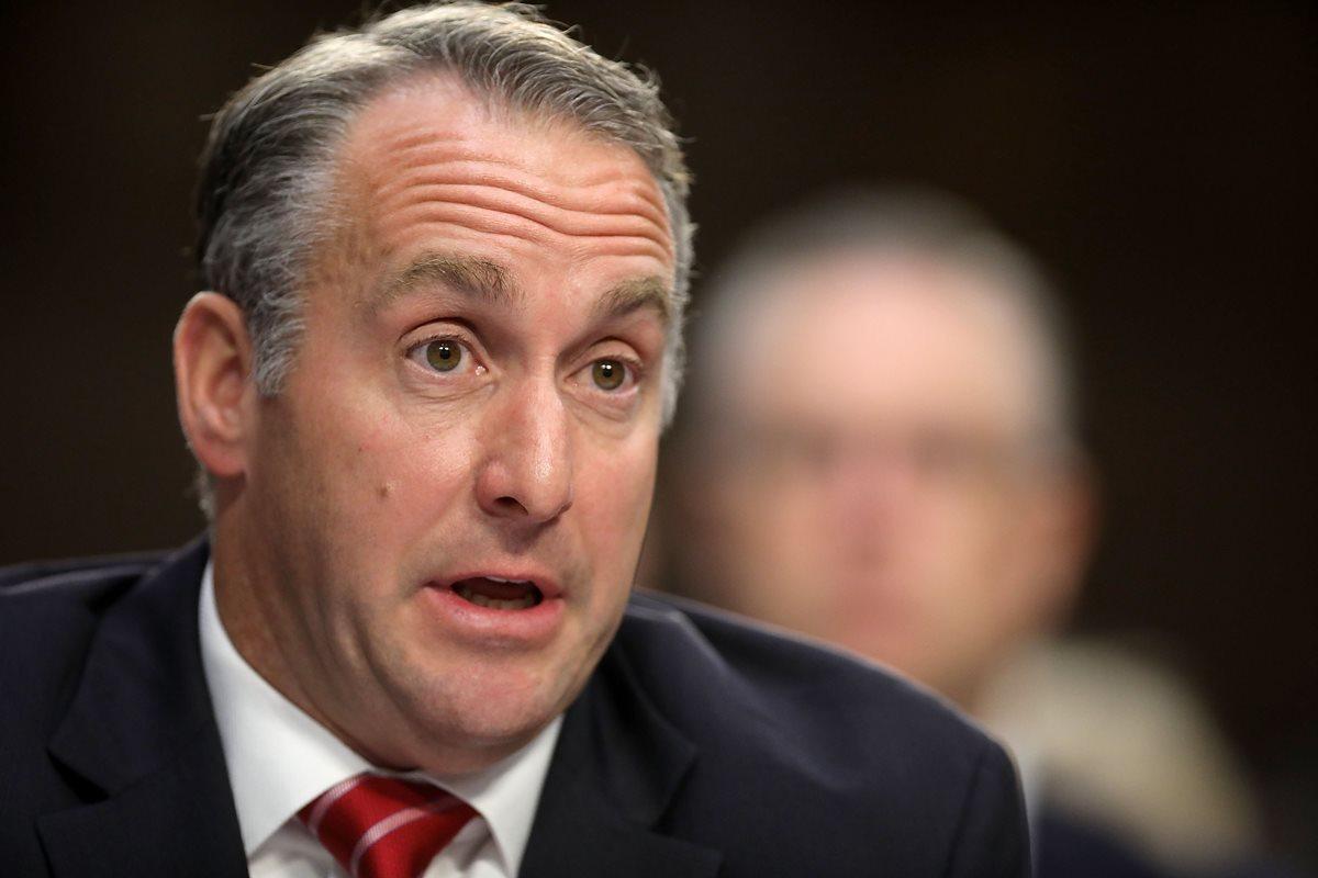 """Matthew Albence, subdirector del Servicio de Inmigración y Control de Aduanas declara que los centros de detención de inmigrantes en EE. UU. son """"colonias de vacaciones"""".(AFP)"""