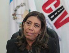Sherry Ordóñez trabajará en la embajada de París. (Prensa Libre Foto: Archivo)