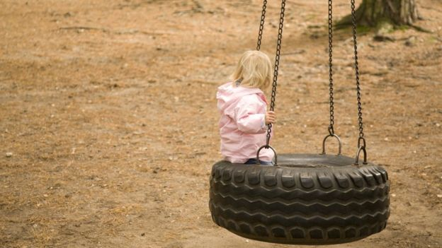 La negligencia también es una forma de maltrato infantil. GETTY IMAGES