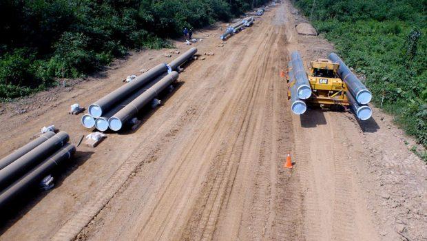 Gasoducto de Odebrecht en Peru. (Foto Prensa Libre)