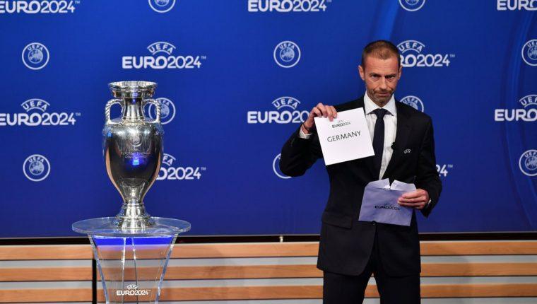 La prensa turca considera una puñalada por la espalda la elección de Alemania como sede de la Eurocopa 2024. (Foto Prensa Libre: AFP)