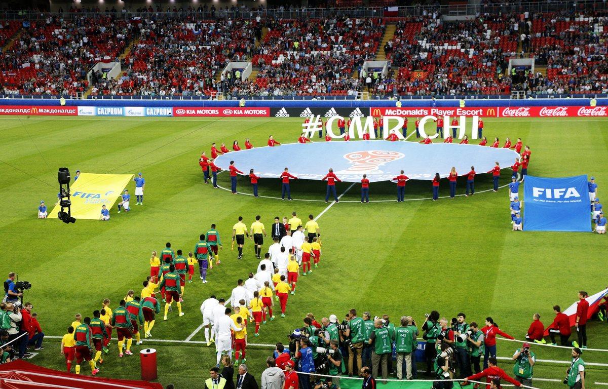 Fifa recuerda a Marc-Vivien Foe, jugador fallecido en la Confederaciones 2003