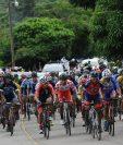 La Vuelta a Guatemala llega a su fin en el Anillo Periférico. (Foto Prensa Libre: Francisco Sánchez)