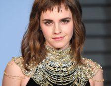 Emma Watson tiene un nuevo romance. En esta ocasión se trata del actor Chord Overstreet. (Foto Prensa Libre, archivo AFP).