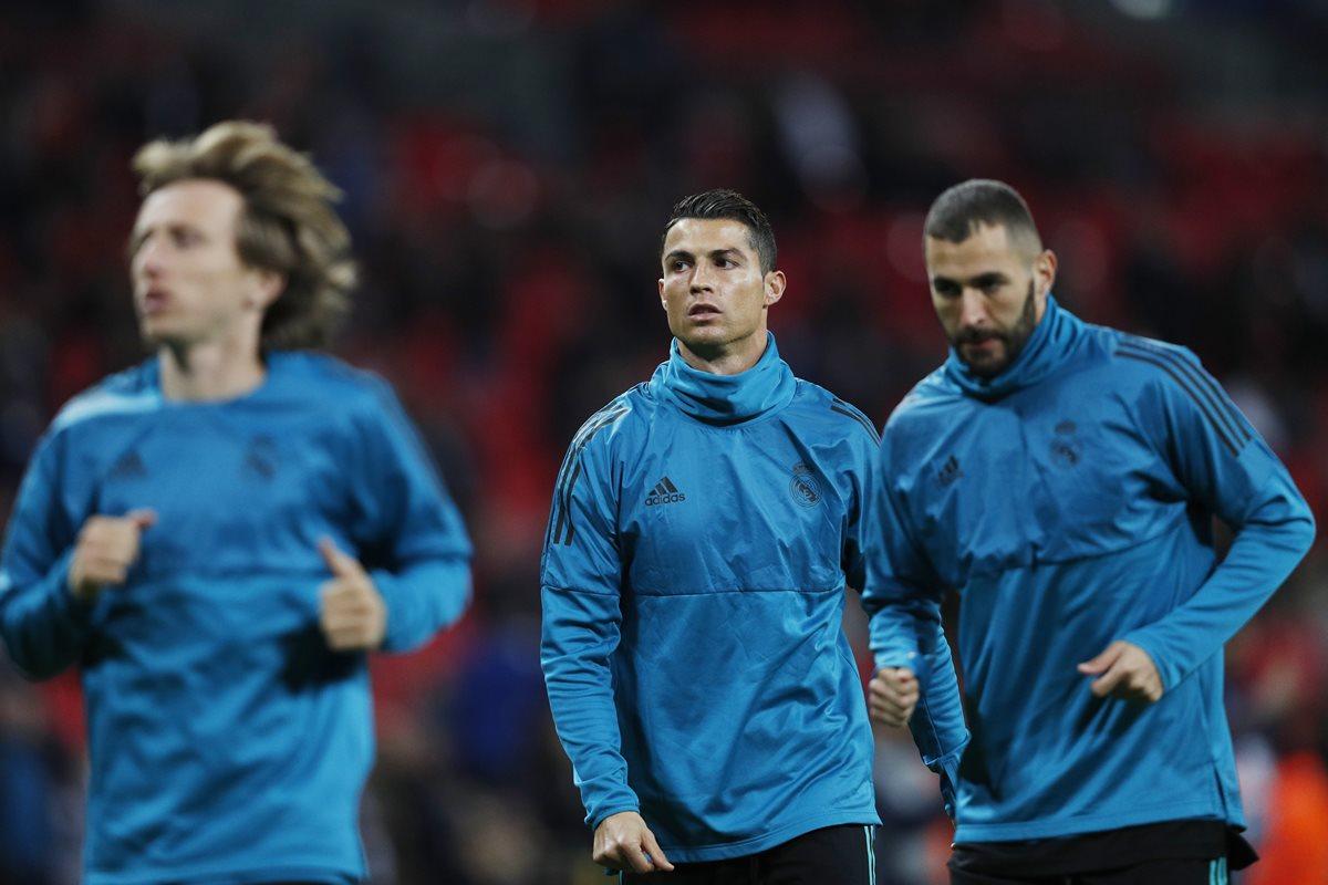 El Real Madrid tiene la misión de levantar la cabeza en la Liga Española contra Las Palmas