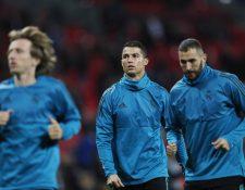 El Real Madrid necesita mejorar su rendimiento en la Liga Española donde su último partido fue derrtoa contra el modesto Girona. (Foto Prensa Libre: AFP)