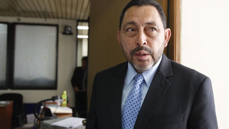 Exministro de Gobernación Mauricio López Bonilla. (Foto Prensa Libre: Paulo Raquec)