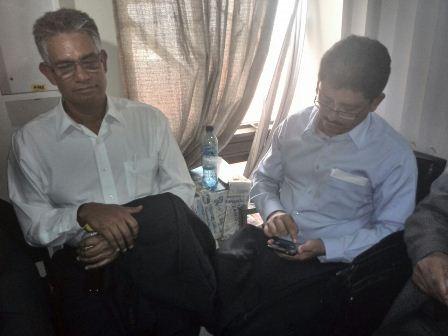 Una línea paralela de corrupción operaba en siete aduanas del país. (Foto Prensa Libre: MP)