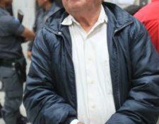 Francisco Isaí Hidaldo Argueta, exalcalde de la Democracia, Huehuetenango, acusado por el desfalco a la comuna. (Foto Prensa Libre: Hemeroteca PL)