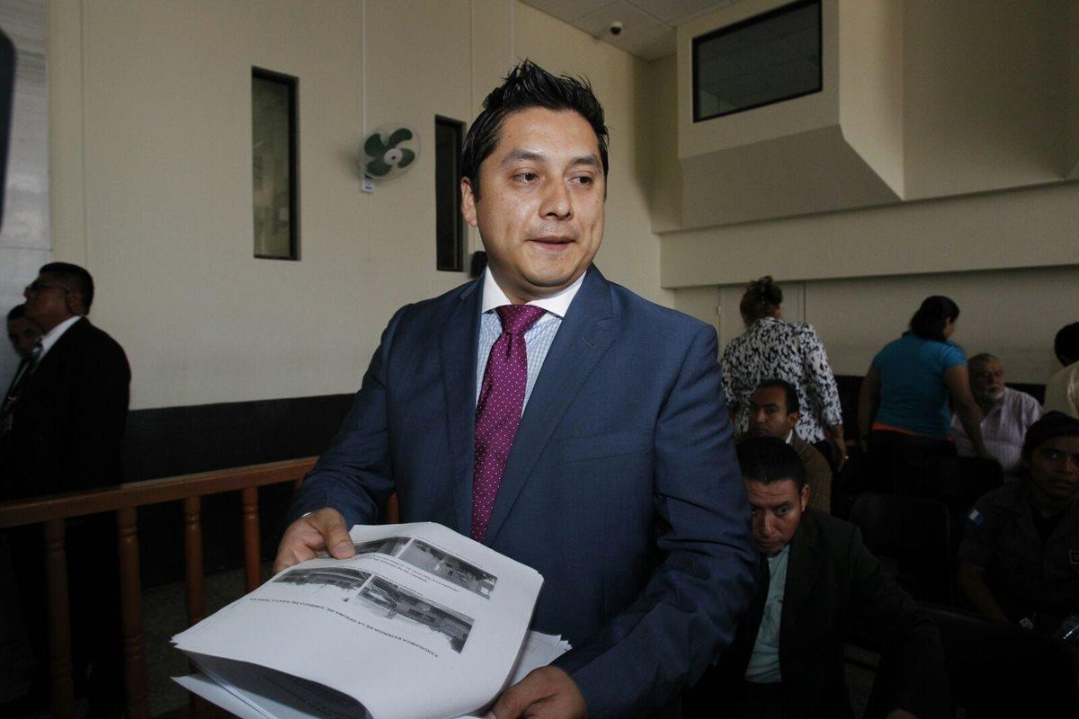 Juez del caso Baldetti visitará cárcel de mujeres