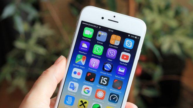 Por primera vez, un código fuente del software que usan los iPhone fue filtrado en internet. GETTY IMAGES