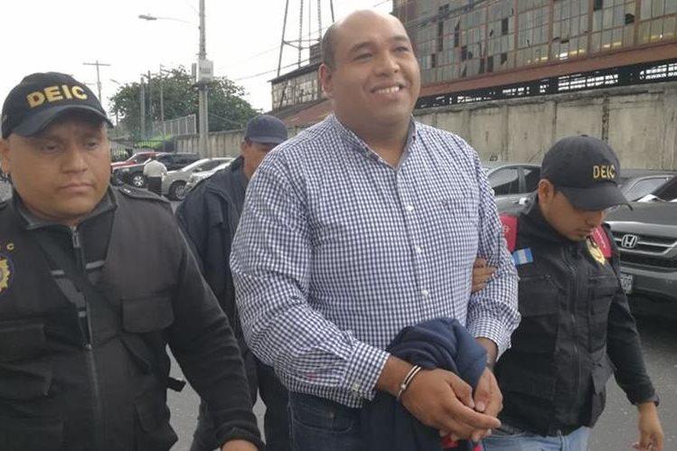 Benjamín Estrada es enviado a juicio por fuga de Marixa Lemus