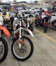 En el 2016 se decretaron medidas cautelares, que fueron convalidadas por el juez, sobre 10 motocicletas y un vehículo, relacionados a Juan Carlos Monzón, quien fue secretaria privado de la exvicepresidenta Roxana Baldetti. (Foto, Prensa Libre: MP)