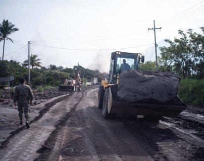 Las autoridades invertirán en la RN 14 porque Conred no la ha declarado en riesgo. (Foto Prensa Libre: Hemeroteca PL)
