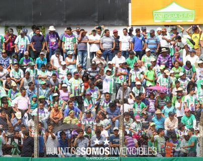 Antigua es el más taquillero de la fecha tres del Apertura