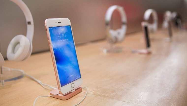 """Solo los iPhones y Macs que funcionan con la última versión del sistema operativo de Apple están a salvo del """"bug"""" Meltdown. GETTY IMAGES"""