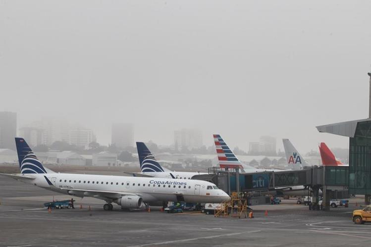 Para 2017 se proyecta que unos tres millones de usuarios fueron atendidos en la terminal. (Foto Prensa Libre: Hemeroteca)